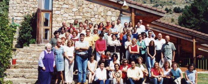 Alumnos del curso de Miraflores