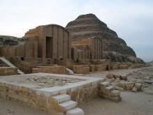 Descubierta la momia de un gran felino en Saqqara