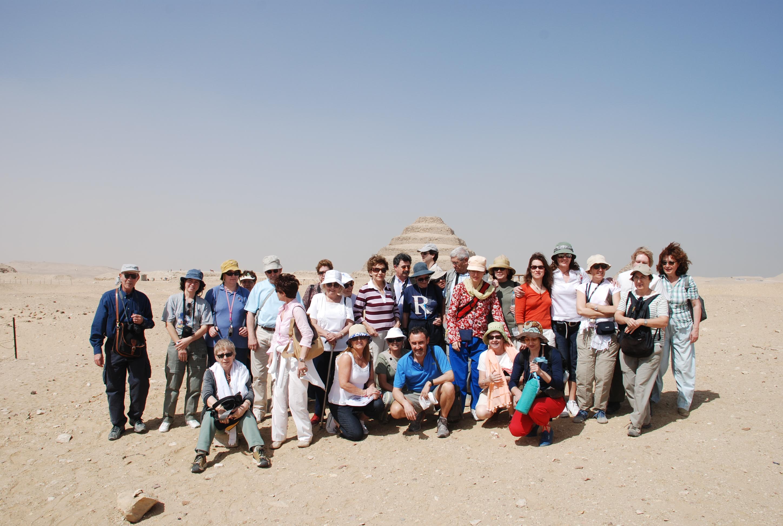 Saqqara 2007