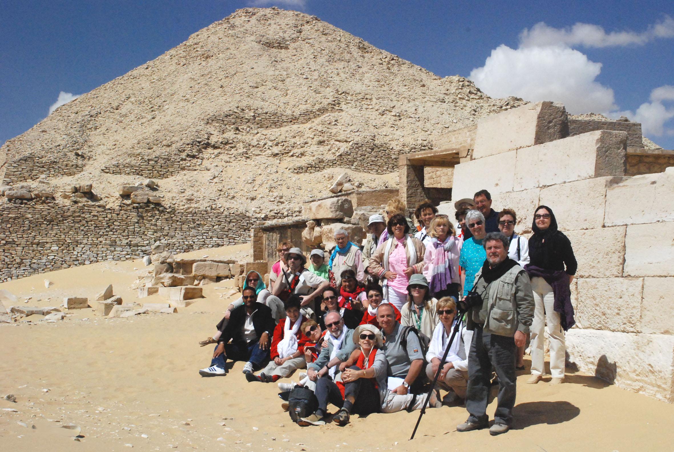 Saqqara Pepy II 2009 (2)