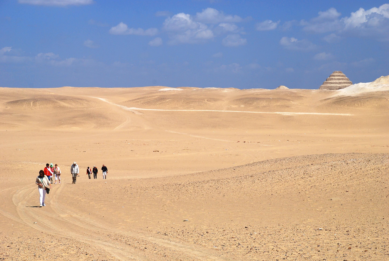 Saqqara Sur 2009