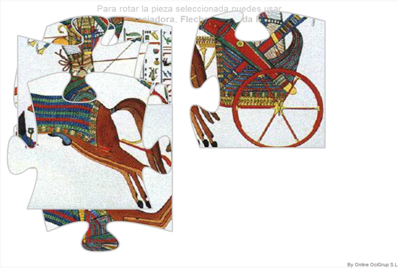 Puzles del Antiguo Egipto