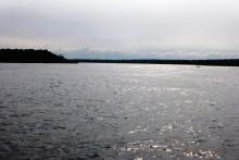 Lago Victoria por la mañana