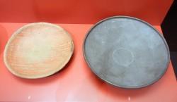 Plato Abu Rawash_Per Arcaico_ceramica_el segundo pizarra