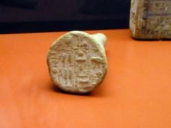 Cono funerario Amonemka_Reino Nuevo