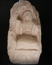 Estela naos de Hori-Abidos-Ramesida