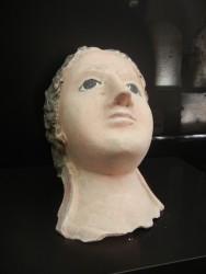 Mascara funeraria de Antinoe SIII