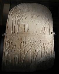 Vicerey de Nubia Setau RII