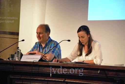 Audio de la conferencia de Juan Carlos Moreno: Templos, economía y poder, la otra cara del poder ramésida