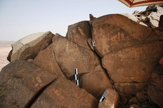 Nueva web de la misión arqueológica en Wadi el-Hudi