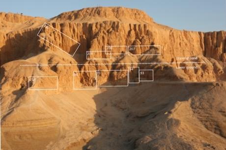 Página web del C2 Project. Royal Cache Wadi Survey.