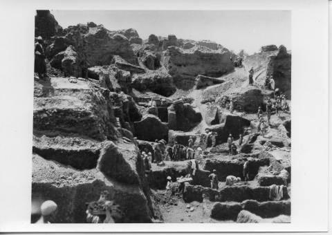 Objetos de excavación: Excavaciones británicas en Egipto 1880-1980