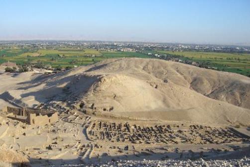 Web: Images of Deir el-Medina past & present