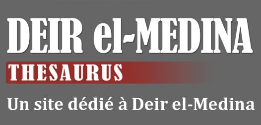 Deir el-Medina Thesaurus