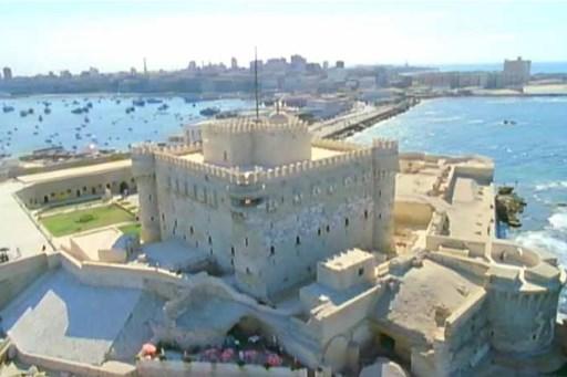 Artículo: Faro de Alejandría, Egipto