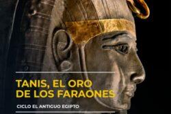 Conferencia online gratuita: Tanis el oro de los faraones