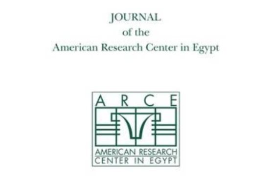 Acceso al Journal of the American Research Center in Egypt
