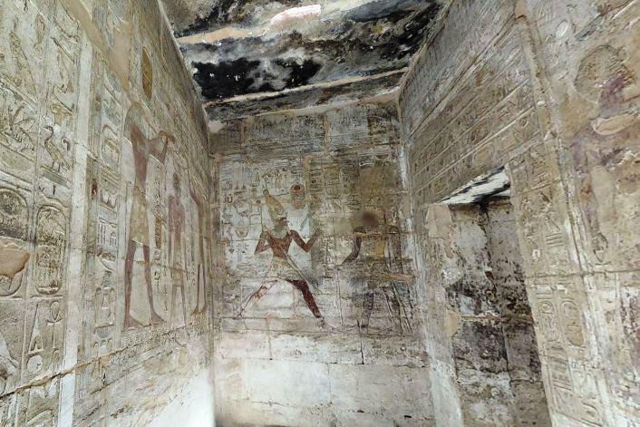 Paseo virtual por el templo de Amada