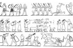Pdf: Foreigners at Beni Hassan: Evidence from the Tomb of Khnumhotep I (No. 14)