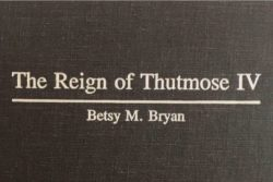 Pdf: The Reign of Thutmose IV