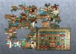 Puzzles de Egipto para el confinamiento