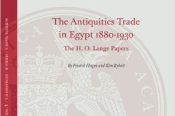 Pdf: The Antiquities Trade in Egypt 1880-1930
