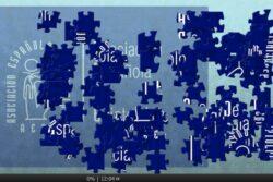 Puzzle logo AEDE