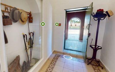 La historia de la casa de Howard Carter en Luxor