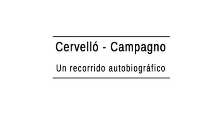 Conferencia Un recorrido auto-bi-biográfico de Josep Cervelló y Marcelo Campagno