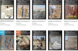 Lectura online de la revista Egyptian Archaeology (EES)