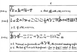 Pdf: The ancient Egyptian pyramid texts: supplement of hieroglyphic texts