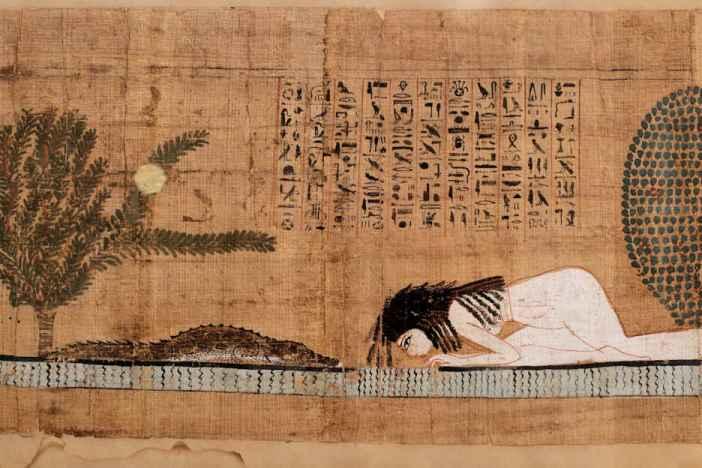 65 Papiros completos del Museo Egipcio de El Cairo online gracias al magnífico trabajo de Dik van Bommel