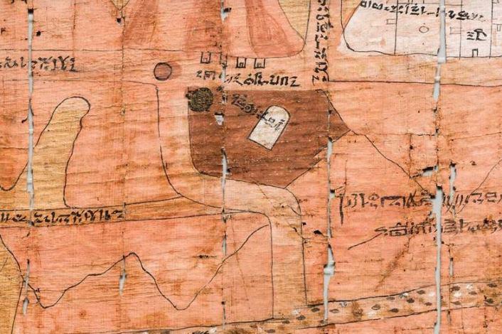 Colección papiros Museo de Turín