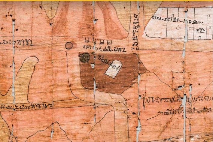 Acceso a base de datos de papiros del Museo Egizio de Turín