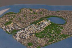Reconstrucción virtual de Pi-Ramsés