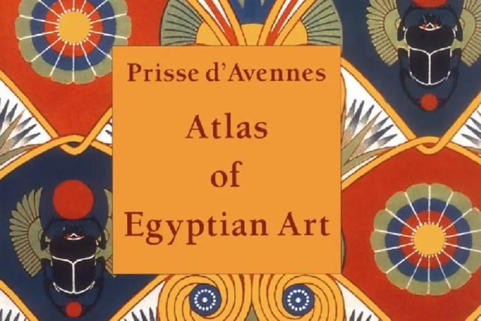 Pdf: Atlas of Egyptian Art. Prisse d'Avennes