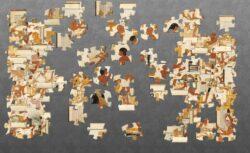 Puzzle de la tumba de Nebamun e Ipuky