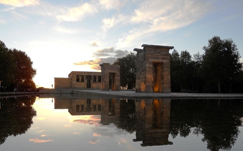 El Ayuntamiento de Madrid prepara un proyecto para mejorar la conservación del Templo de Debod
