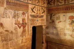 Paseo virtual por las capillas 6 y 12 del templo de Jonsu