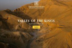 Nueva Página web de Theban Mapping Project