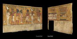 Paseo virtual por la tumba de Tut-anj-Amón (KV62) en 3D