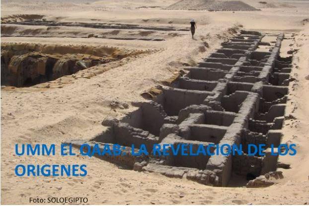 Conferencia online: Umm el-Qaab: la revelación de los orígenes (Societat Catalana d' Egiptologia)