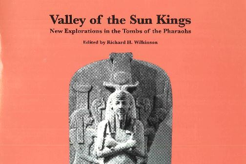 Pdf: Valley of the Sun Kings new explorations in the tombs of the Pharaohs…