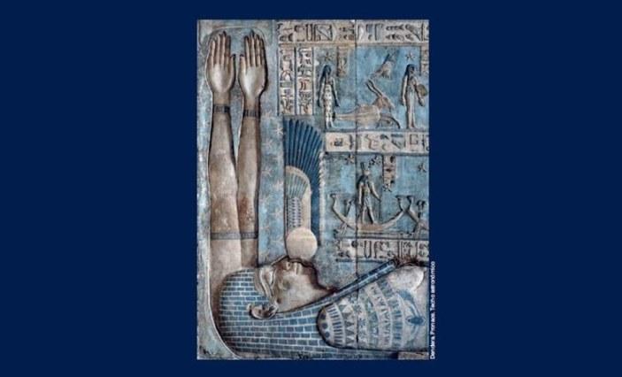 """Conferencias online gratuitas del ciclo """"Creencias y sabiduría en el Antiguo Egipto"""