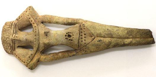 Foco en el objeto: Una figurita femenina del Antiguo Egipto