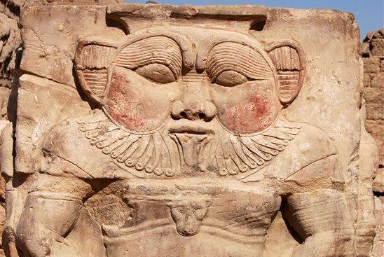 Los enanos del faraón