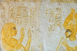 Dos nuevas tumbas en Osirisnet: Tumba TA 14 (Amarna) y Tumba de Maya y Meryt (Saqqara)