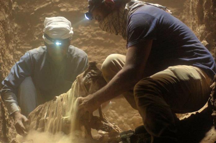 Netflix lanza el nuevo documental 'Secrets of the Saqqara Tomb' (Los Secretos de Saqqara) el 28 de octubre