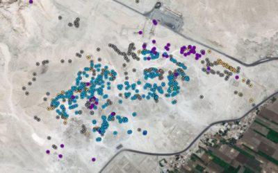 Reconfiguración y relanzamiento del Sistema de Información Geográfica online de la Necrópolis tebana.